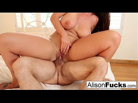 Alison Tyler gets hr pussy stuffed with Russian cock