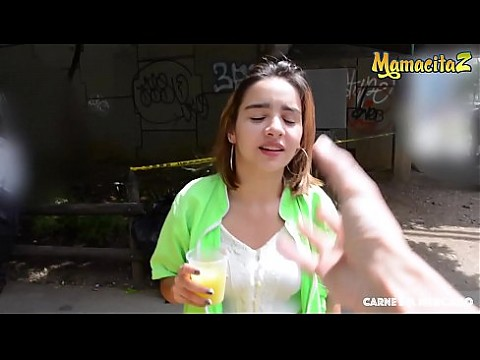 MAMACITAZ - Colombian Teen Julia Garcia Good Fucked By Big Dick
