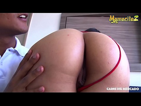 MAMACITAZ - #Eva Cuervo - Brunette Latina It's Curious What Is All About Carne Del Mercado.com